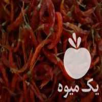فروش عمده فلفل قلمی قرمز خشک در آبسرد