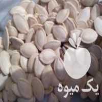 فروش کدو اجیلی بوجاری شده در اصفهان