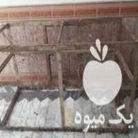 فروش قفسه برای نگهداری مرغ وخروس وکبوتر در زنجان