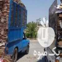 خرید ضایعات کارتن وسبد  کارتن موز در کرج
