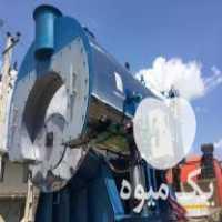 فروش دیگ بحار سه تن با بدنه ی فولادی در ساری