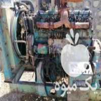 فروش موتور ولوو ان ده در درب گنبد